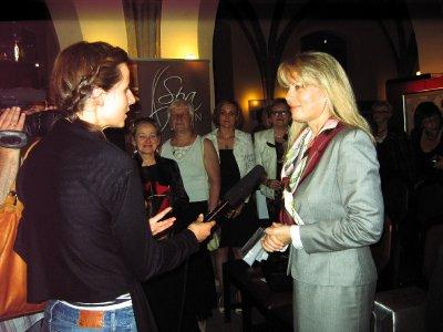 Nagroda dla Lidii Geringer de Oedenberg