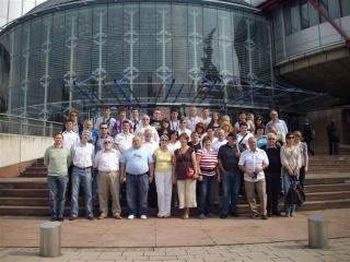 IX wizyta parlamentarna w Strasburgu:13-16.06.2010