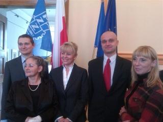 Otwarcie nowego biura poselskiego 16.10.2010 – Nysa.