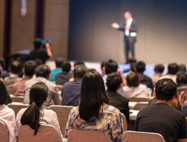 Konferencja w Belgii