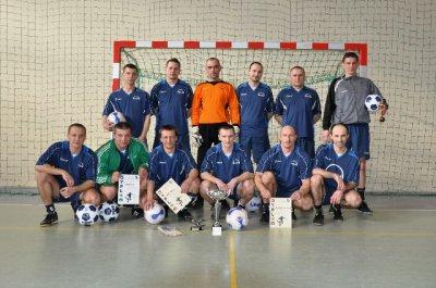 Halowy Turniej w MAN Poznań 2011