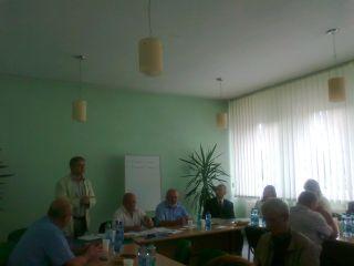 Konferencja  Sprawozdawczo Wyborcza Grodków