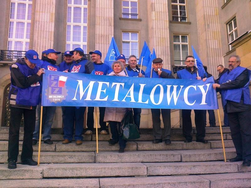 Manifestacja 14 listopada 2012 r.
