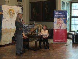 Spotkanie z Europoseł Lidią Geringer de Oedenberg