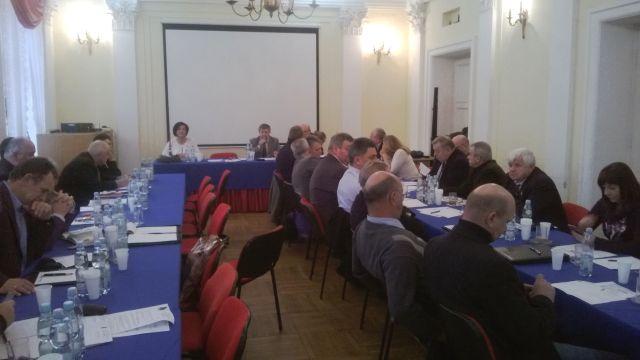 Rada Federacji Związków Zawodowych METALOWCY – 11.12.2014