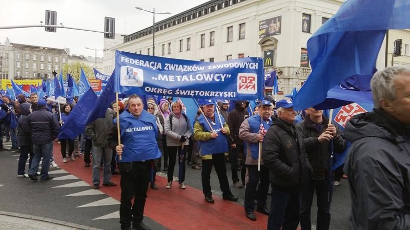 18 kwietnia 2015 Warszawa
