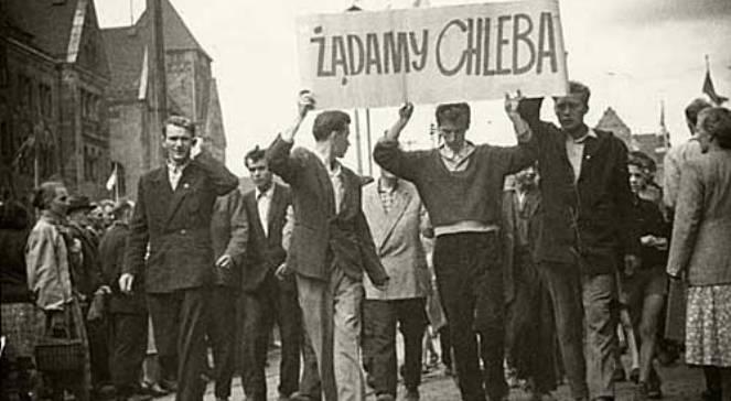 """Za wolność, prawo i chleb"""" pod takimi hasłami protestowali 59 lat temu Metalowcy z HCP Cegielski w Poznaniu"""
