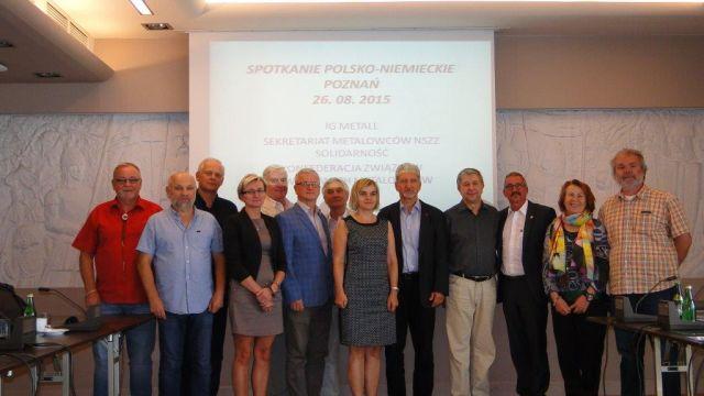 Spotkanie związkowe Poznań 2015
