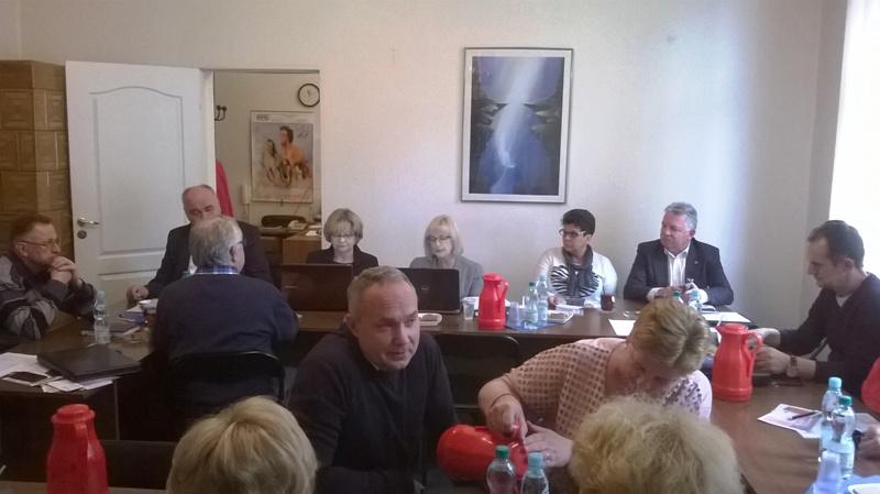 Spotkanie Rady Okręgu Śląskiego