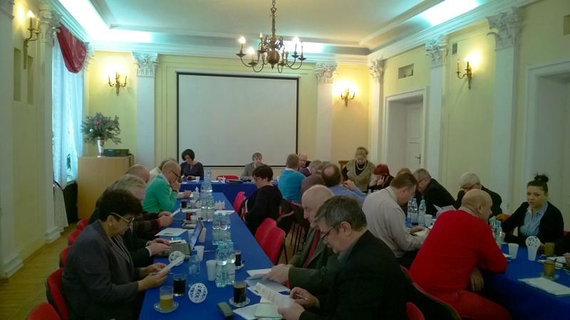 Rada Federacji Związków Zawodowych METALOWCY 16.12.2015