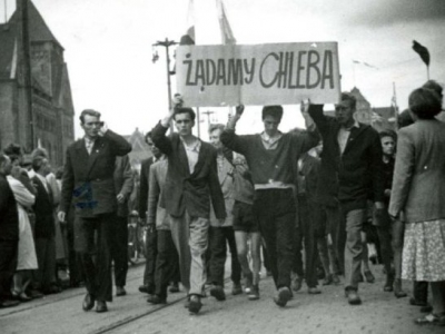 Obchody 60 rocznicy poznańskiego Czerwca 1956
