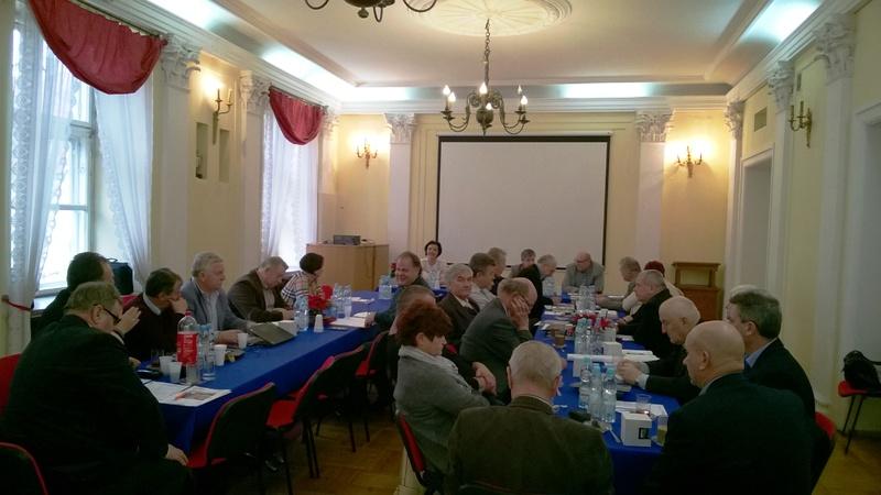 Rada Federacji Związków Zawodowych METALOWCY – 20 12 2016