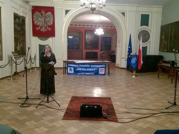 Noworoczne spotkanie Rady Okręgu Opolskiego FZZ Metalowcy