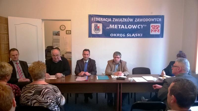 Wybory uzupełniające w Okręgu Śląskim