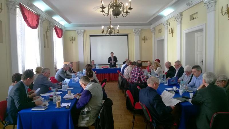 Rada Federacji Związków Zawodowych METALOWCY 28 marca 2017