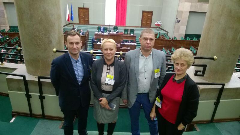 Pierwsze czytanie Ustawy o Związkach Zawodowych w Sejmie
