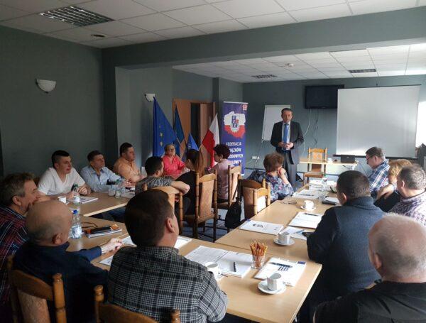 Szkolenie Rady Okręgu Opolskiego
