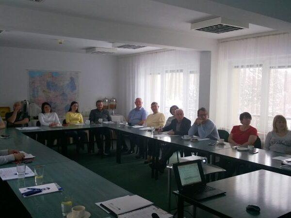 Szkolenie Rady Okręgu Świętokrzyskiego