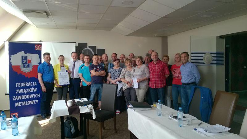 Szkolenie Rady Okręgu Wielkopolsko-Lubuskiego