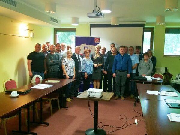 Szkolenie Rady Okręgu Lubelskiego
