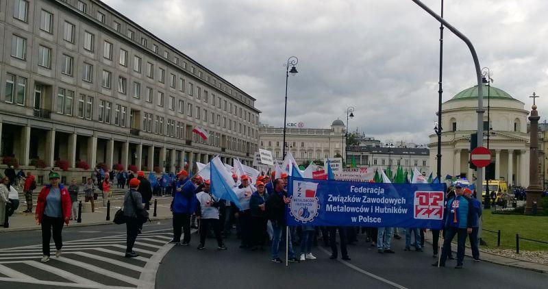 Manifestacja 22 września 2018