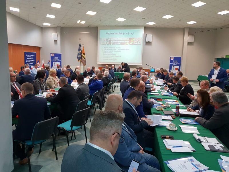 I Zjazd Krajowy Federacji Związków Zawodowych Metalowców i Hutników w Polsce