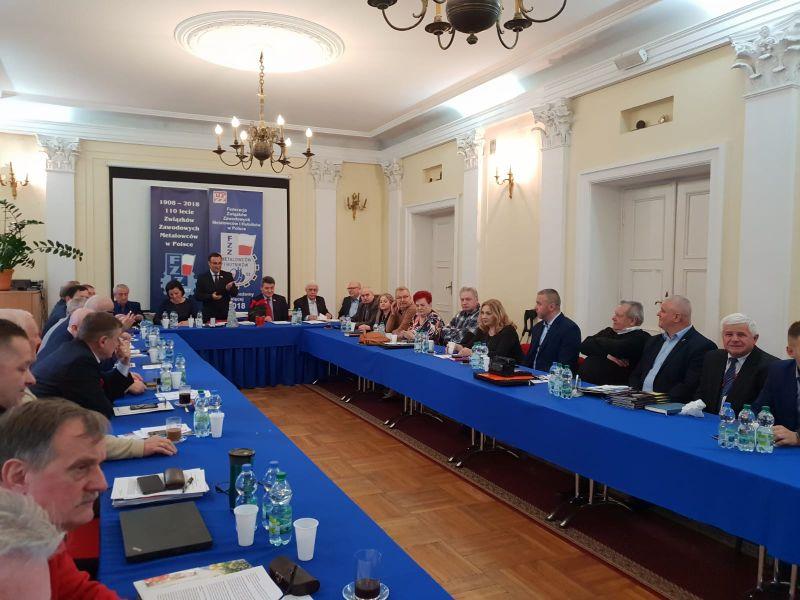 Rada Federacji Związków Zawodowych Metalowców i Hutników w Polsce
