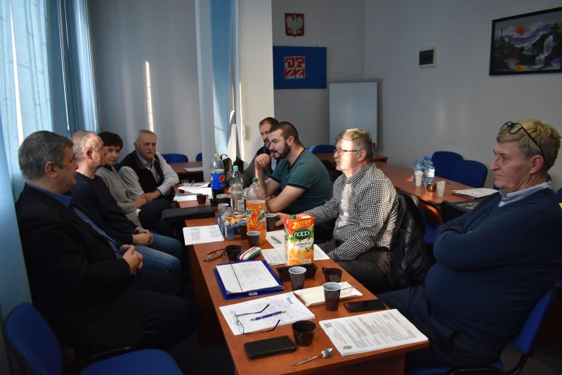 Posiedzeniu Rady Okręgu Podkarpackiego