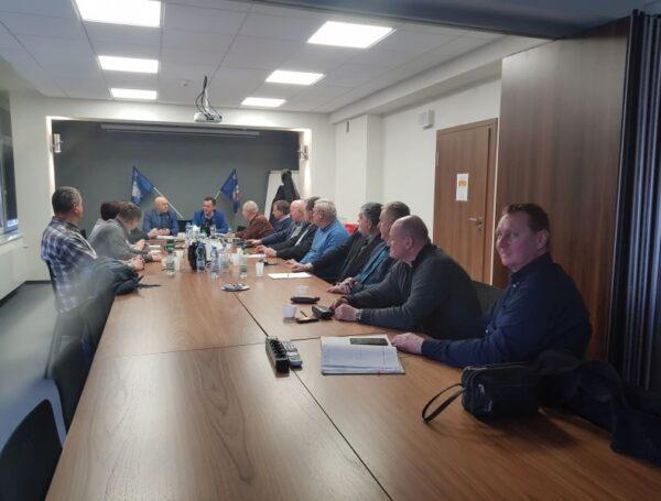 Posiedzenie Rady Okręgu Małopolskiego