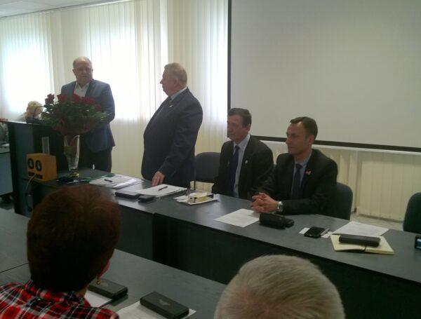 XI Konferencja Sprawozdawczo –wyborcza ZZ Metalowcy FŁT Kraśnik S.A.