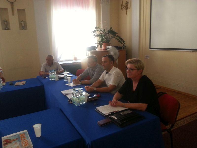 Wspólne spotkanie Rady Branży Przemysł OPZZ oraz Prezydium Federacji