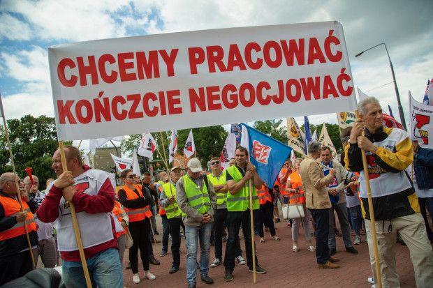 Chcemy pracować – kończcie negocjować