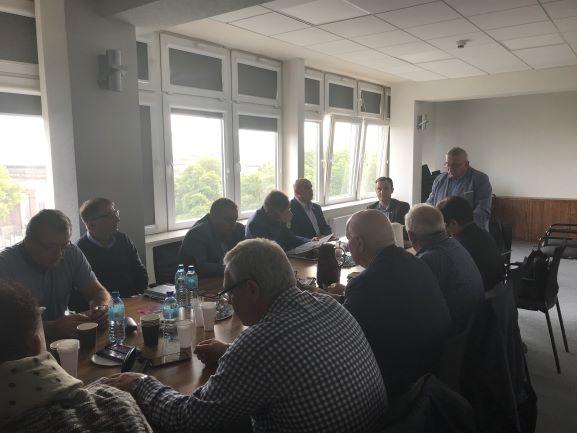 Posiedzenie Małopolskiej Rady Okręgu