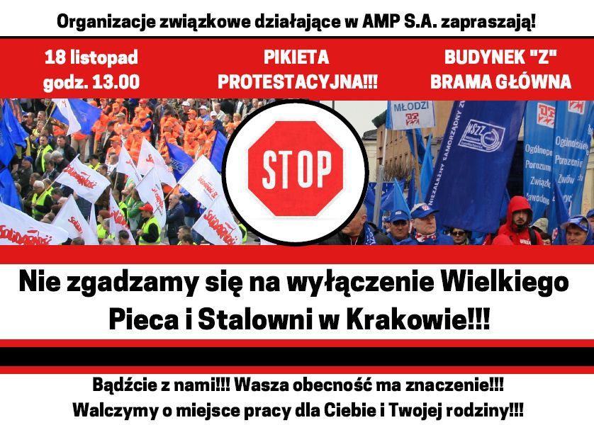 ArcelorMittal Poland wraca do decyzji o wygaszaniu wielkiego pieca !