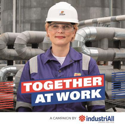 """Kampania : """"Razem w pracy"""" – """"Together at Work"""""""