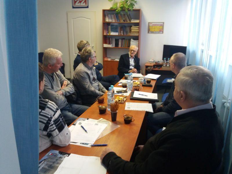 Posiedzenie Rady Okręgu Podkarpackiego