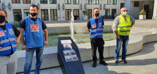 Rząd PiS likwiduje Morską Stocznię Remontową Gryfia w Świnoujściu !