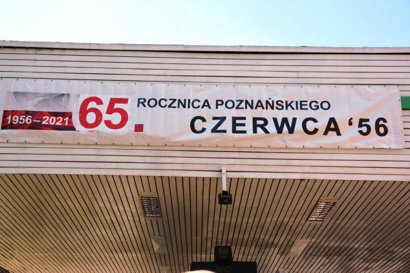 65 rocznica Poznańskiego Czerwca '56