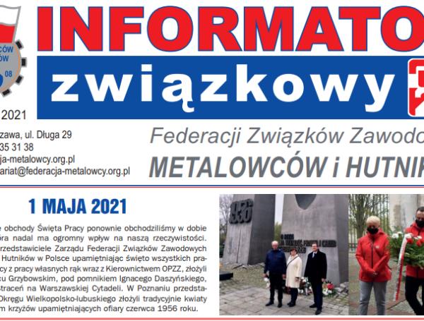 Informator Związkowy nr 6 2021