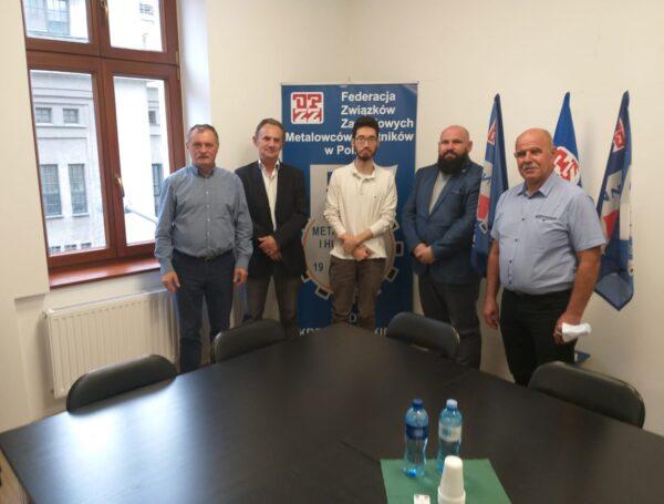Wizyta niemieckich badaczy